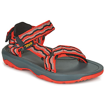 Zapatos Niña Sandalias Teva HURRICANE XLT2 Rojo / Negro