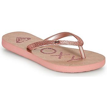 Zapatos Niña Chanclas Roxy VIVA GLTR III Rosa