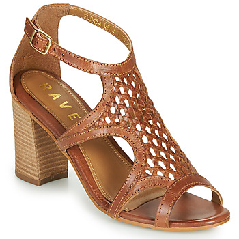 Zapatos Mujer Sandalias Ravel COREEN Camel