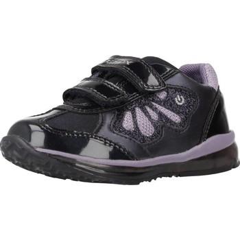 Zapatos Niña Zapatillas bajas Geox B TODO GIRL Violeta
