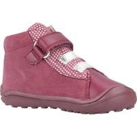 Zapatos Niña Botas de caña baja Garvalin 191301 Rojo
