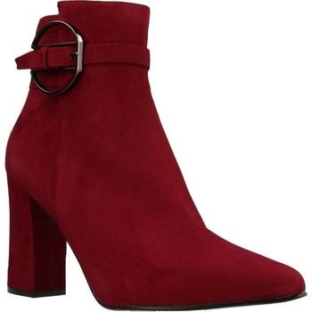 Zapatos Mujer Botines Joni 17266J Rojo