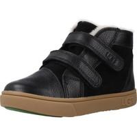 Zapatos Niña Botas de caña baja UGG T RENNON II Negro