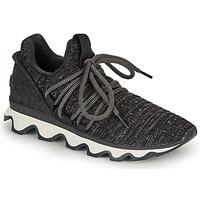 Zapatos Mujer Zapatillas bajas Sorel KINETIC LACE Negro
