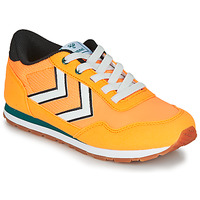 Zapatos Niños Zapatillas bajas Hummel REFLEX JR Amarillo