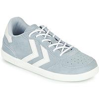 Zapatos Niños Zapatillas bajas Hummel VICTORY JR Gris