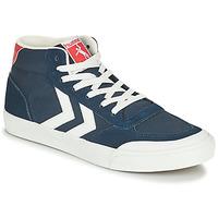 Zapatos Hombre Zapatillas altas Hummel STADIL 3.0 CLASSIC HIGH Azul