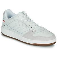 Zapatos Hombre Zapatillas bajas Hummel ST. POWER PLAY Blanco