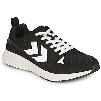 Zapatos Hombre Zapatillas bajas Hummel COMPETITION Negro