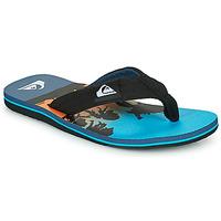 Zapatos Niños Chanclas Quiksilver MOLOKAI LAYBACK Azul