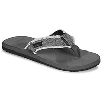 Zapatos Hombre Chanclas Quiksilver MONKEY ABYSS Gris