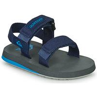 Zapatos Niños Sandalias Quiksilver MONKEY CAGED TODDLER Marino