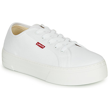 Zapatos Mujer Zapatillas bajas Levi's TIJUANA Blanco
