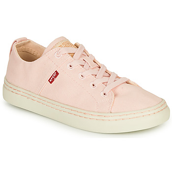 Zapatos Mujer Zapatillas bajas Levi's SHERWOOD S LOW Rosa