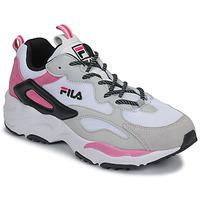 Zapatos Mujer Zapatillas bajas Fila RAY TRACER CB WMN Blanco / Rosa