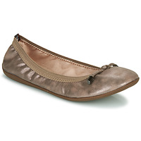 Zapatos Mujer Bailarinas-manoletinas Les Petites Bombes AVA Bronce