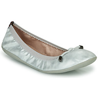 Zapatos Mujer Bailarinas-manoletinas Les Petites Bombes AVA Plata