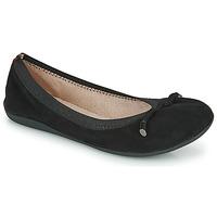 Zapatos Mujer Bailarinas-manoletinas Les Petites Bombes AVA Negro