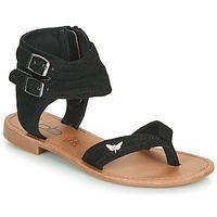 Zapatos Mujer Sandalias Les Petites Bombes VALENTINE Negro