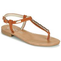 Zapatos Mujer Sandalias Les Petites Bombes MANEL Camel