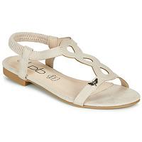 Zapatos Mujer Sandalias Les Petites Bombes FLORA Beige