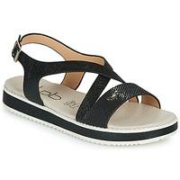 Zapatos Mujer Sandalias Les Petites Bombes MARIA Negro