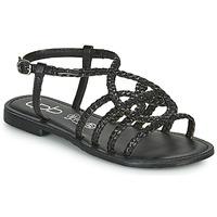Zapatos Mujer Sandalias Les Petites Bombes ARIA Negro
