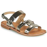 Zapatos Mujer Sandalias Les Petites Bombes BRANDY Plata