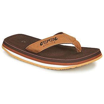 Zapatos Hombre Chanclas Cool shoe ORIGINAL Marrón