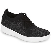 Zapatos Mujer Zapatillas bajas FitFlop F-SPORTY UBERKNIT SNEAKERS Negro