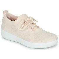 Zapatos Mujer Zapatillas bajas FitFlop F-SPORTY UBERKNIT SNEAKERS Rosa