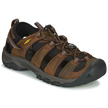 Zapatos Hombre Sandalias de deporte Keen TARGHEE III SANDAL Marrón
