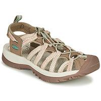Zapatos Mujer Sandalias de deporte Keen WHISPER Beige