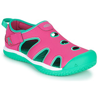 Zapatos Niña Sandalias de deporte Keen STINGRAY Violeta / Azul