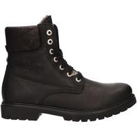 Zapatos Hombre Botas de caña baja Panama Jack PANAMA 03 IGLOO C29 Negro