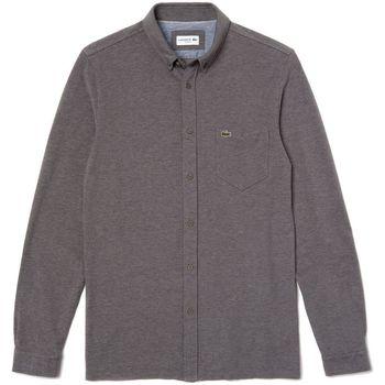 textil Hombre Camisas manga larga Lacoste CH5843 35