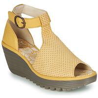 Zapatos Mujer Sandalias Fly London YALLS Amarillo