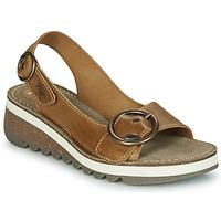 Zapatos Mujer Sandalias Fly London TRAM2 FLY Camel