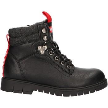 Zapatos Niños Botas de caña baja Levi's VPHI0004S HIGH SIERRA Negro