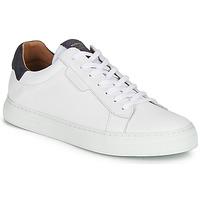 Zapatos Hombre Zapatillas bajas Schmoove SPARK-CLAY Blanco / Azul