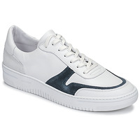 Zapatos Hombre Zapatillas bajas Schmoove EVOC-SNEAKER Blanco / Azul