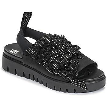 Zapatos Mujer Sandalias Papucei RAMINA Negro