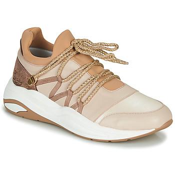 Zapatos Mujer Zapatillas bajas Pataugas FRANCESCA Camel