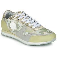 Zapatos Mujer Zapatillas bajas Pataugas IDOL/MIX Camuflaje