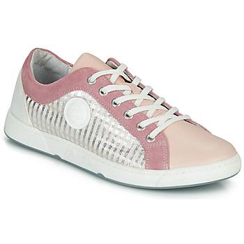 Zapatos Mujer Zapatillas bajas Pataugas JOHANA Rosa / Nude