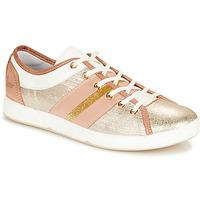 Zapatos Mujer Zapatillas bajas Pataugas JUMEL/M Nude / Oro