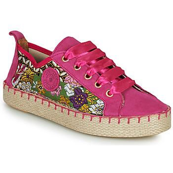 Zapatos Mujer Alpargatas Pataugas PANKE Rosa