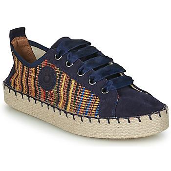 Zapatos Mujer Alpargatas Pataugas PANKE Marino
