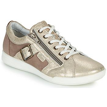 Zapatos Mujer Zapatillas bajas Pataugas PAULINE/M Oro