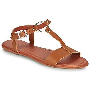 Zapatos Mujer Sandalias Esprit KONA T STRAP Cognac